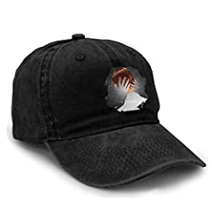 Product Description:       Choosing A Fashion And Comfy Cap Is A Good Choice For You In Spring, Winter And Autumn. The Flat Bill Cap Is Made Of High Quality Of Cotton And Acrylic, Brings You Comfortable Fellings And Easy To Dress And C...