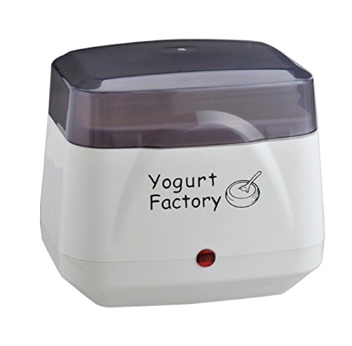 Mini Home Yogurt Natto Machine Yogurt Machine 750ML Homemade Old Yogurt 110-220V Double Voltage - Charcoal Natto