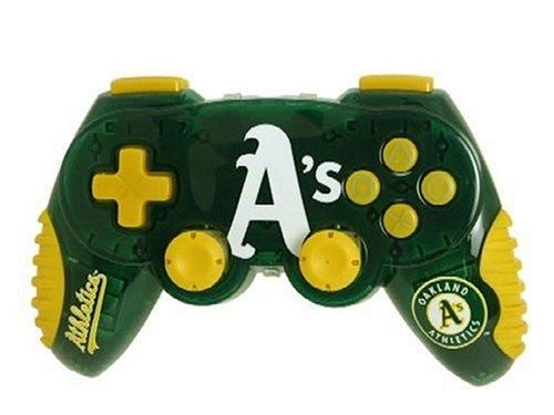 Playstation 2 MLB Oakland A's Pad Controller ()