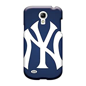 Perfect Cell-phone Hard Cover For Samsung Galaxy S4 Mini (Xds30149QSri) Support Personal Customs Stylish New York Yankees Image