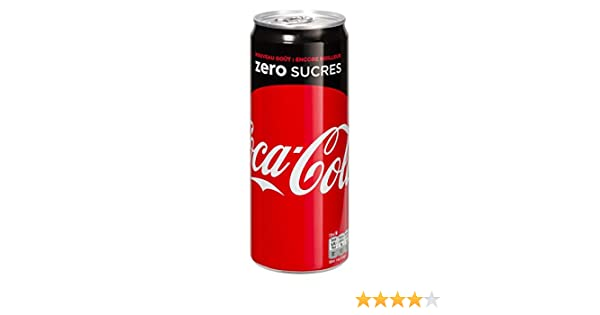 Coca-Cola Zero 33cl (pack de 24): Amazon.es: Alimentación y bebidas