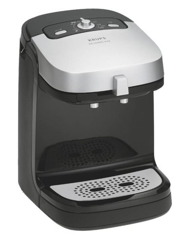 Krups KP1010 Home Cafe Single Serve Coffee Machine (Krupps Espresso Pot compare prices)