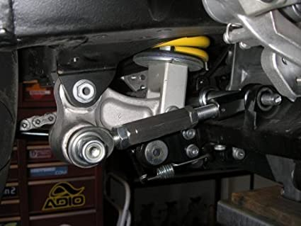 Soupys Performance BMW S1000XR Adjustable Lowering Link Links Kit All Years