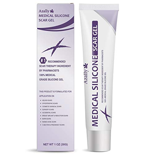 AZALLY Advanced Scar Gel
