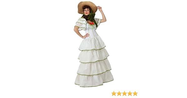 Atosa - Disfraz de sevillana para mujer, talla M/L (15609): Amazon ...