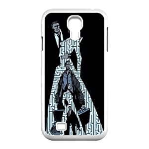 T-TGL(RQ) Personalized Inception Pattern Protective Hard Case for Samsung Galaxy S4 I9500