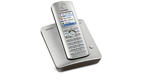 Siemens Gigaset S450 Yahoo - Teléfono inalámbrico (lector de tarjeta SIM Plug and Play) + M34 (adaptador USB): Amazon.es: Electrónica