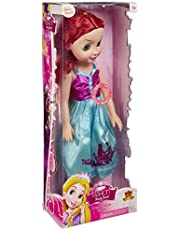 Doll with Red Hair for Girls