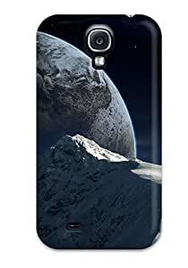 Premium Landscape Back Cover Snap On Case For Galaxy S4