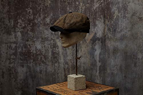 Panel Olive Cuero Boy Ocho Cabbie De Bakerboy Tapa Newspaper Oliver Dasmarca EFqwPP