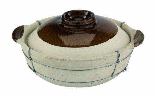 unglazed clay pot cookware - 3