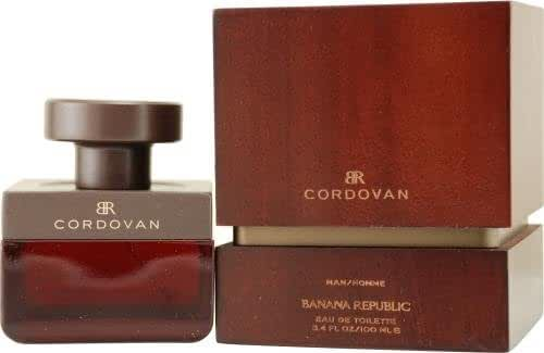 Banana Republic Cordovan by Banana Republic for Men. Eau De Toilette Spray 3.4-Ounces