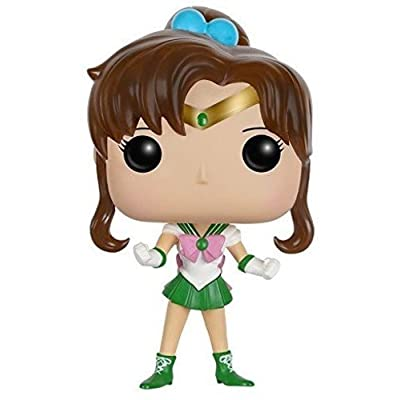 Funko POP Anime: Sailor Moon - Sailor Jupiter Action Figure: Funko Pop! Animation:: Toys & Games