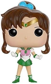 Funko-7994 Jupiter Figura de Vinilo, colección de Pop, seria Sailor Moon, Multicolor, Estándar (7994)
