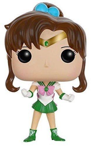 (Funko POP Anime: Sailor Moon - Sailor Jupiter Action Figure)