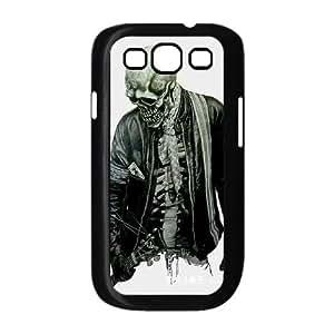 Custom Cover Case for Samsung Galaxy S3 I9300 with Skull shsu_1985911 at SHSHU