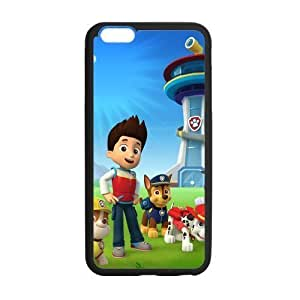 Diy Yourself Custom Paw Patrol Characters cell phone case cover Laser Technology for iPhone 5c Designed by HnW Accessories WQ8mwFiGNto