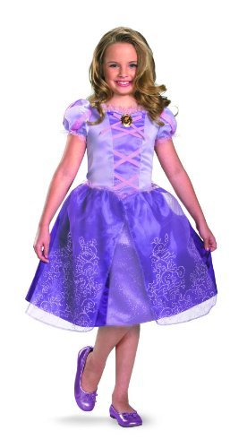 Tangled Rapunzel Classic Costume - coolthings.us