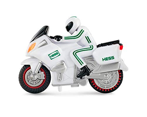 Hess 2018 Toy Truck - RV with ATV and Motorbike