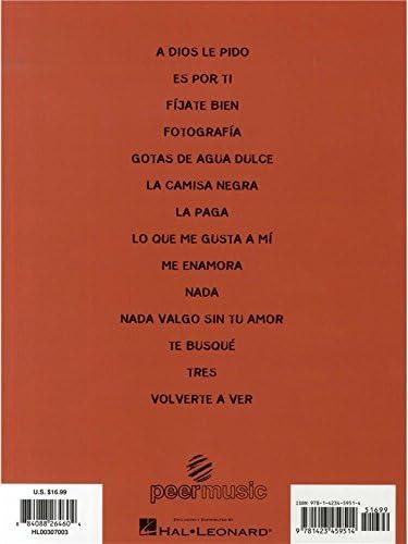 Best Of Juanes. Partituras para Piano, Voz y Guitarra: Amazon ...