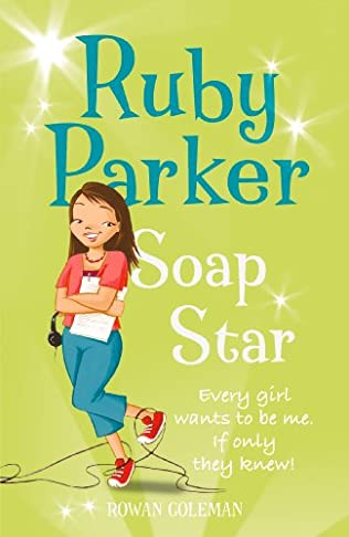 book cover of Ruby Parker: Soap Star
