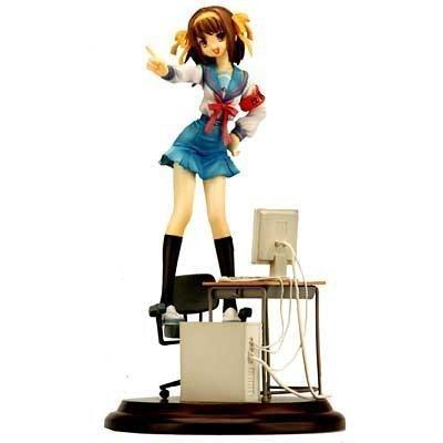 Melancholy of Haruhi Suzumiya: Suzumiya Haruhi PVC Figure by ()