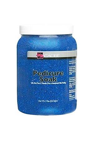 Amazon.com: Foot Spa Pedicure - Jabón de baño con menthol ...