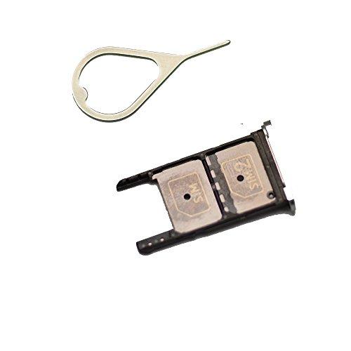 EagleStar New Replacement SIM Card Holder Slot Tray for Motorola Moto Z Play Droid XT1635-01 XT1635-02
