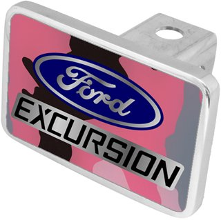 Ford Excursion Hitch Cover - Excursion Hitch Cover