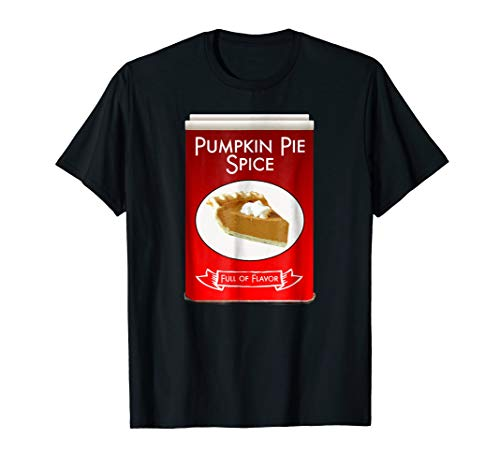 Pumpkin Pie Spice Tshirt Girls Group Halloween Costume -