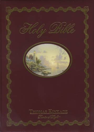 NKJV, Lighting the Way Home Family Bible, Hardcover, Red Letter Edition