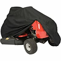 Tokept Oxford Lawn Mower Cover Black upgrade
