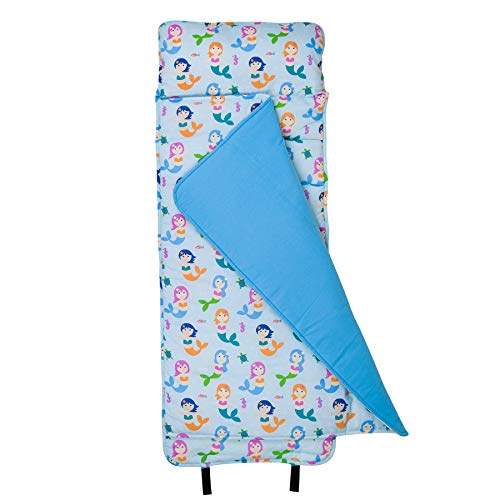 - Wildkin Nap Mat, Mermaids