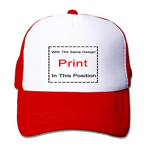 Print Custom Baseball Cap Hip Hop Men Flex Tape Women Hat Peaked Cap Apparel Accessories Men's Hats