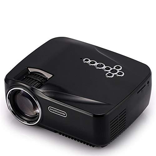 GP70 Projector 1200 Lúmenes HD 90W Bluetooth PC Input Phone con ...