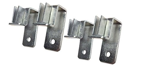 File Hanging Brackets (Hook type file bracket clips (4 per pkg) #5001)