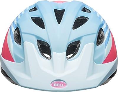 Bell Axel Youth Bike Helmet, Blue Tigris