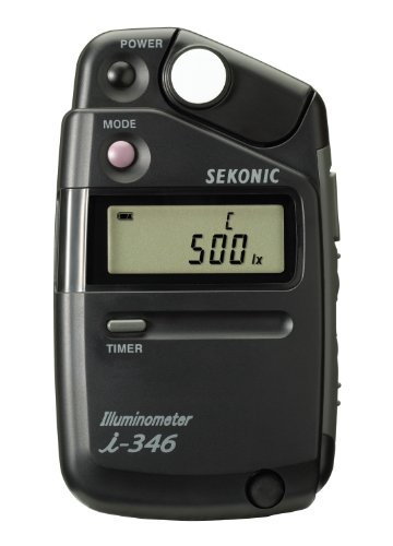 Sekonic 401 346 Illuminometer