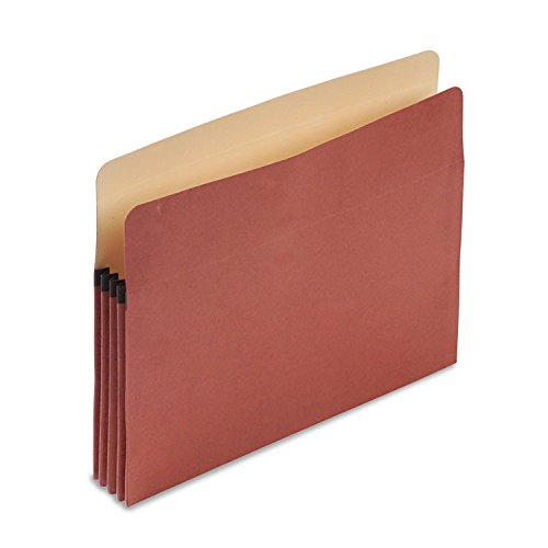 Pendaflex E1524E Earthwise by Pendaflex 100% Recycled File Pocket, 3 1/2