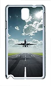 Samsung Note 3 Case Airplane 6 PC Custom Samsung Note 3 Case Cover White doudou's case