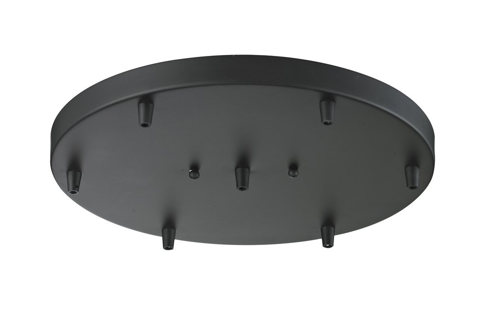 6 Light 14 inch Pendant Pan Accessory