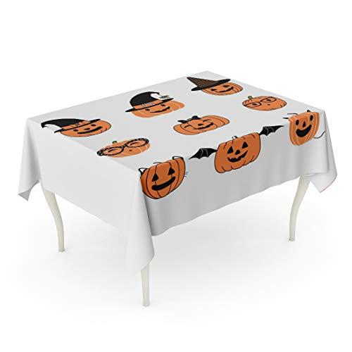 Tarolo Rectangle Tablecloth 60 x 84 Inch Funny