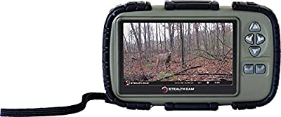 "Stealth Cam SD Card Reader and Viewer with 4.3"" LCD Screen BUNDLED 2PACK"