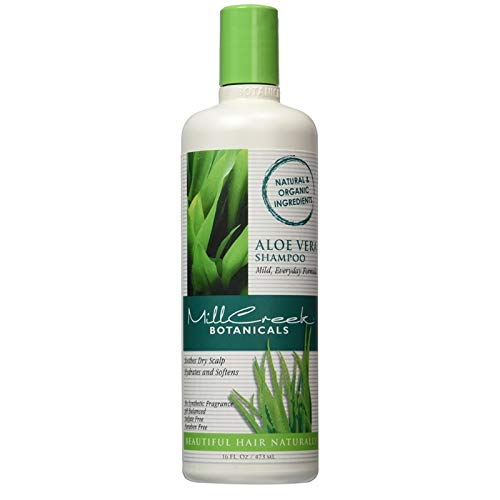 - Mill Creek Botanicals Aloe Vera Shampoo 14 Ounce (Pack of 2)