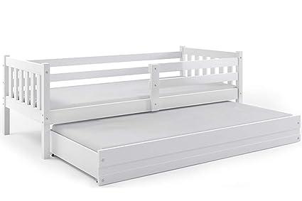 """CAMA INFANTIL NIDO para colchón 190X90 y 180x80 (del cajón) """"CARINO"""""""