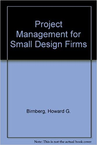 Project Management for Small Design Firms