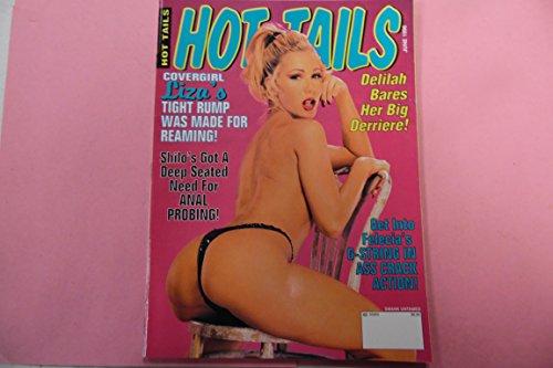 Tail Hot (Hot Tails Men's Magazine Covergirl Liza June 1996)