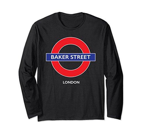 Baker Street - London Tube Underground Shirt