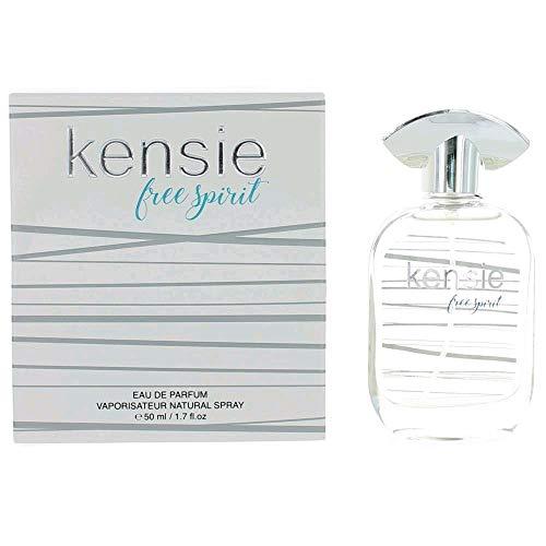 Free Spirit Pack - Kensie Fragrance Free Spirit Eau De Parfum Spray, 1.7 fl oz