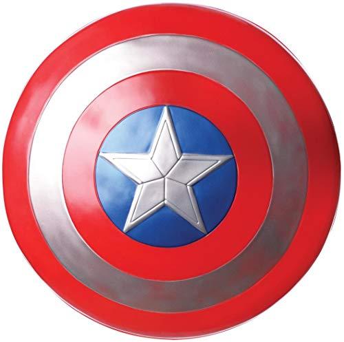 Captain America Plastic Shield (Rubie's Marvel Captain America 12